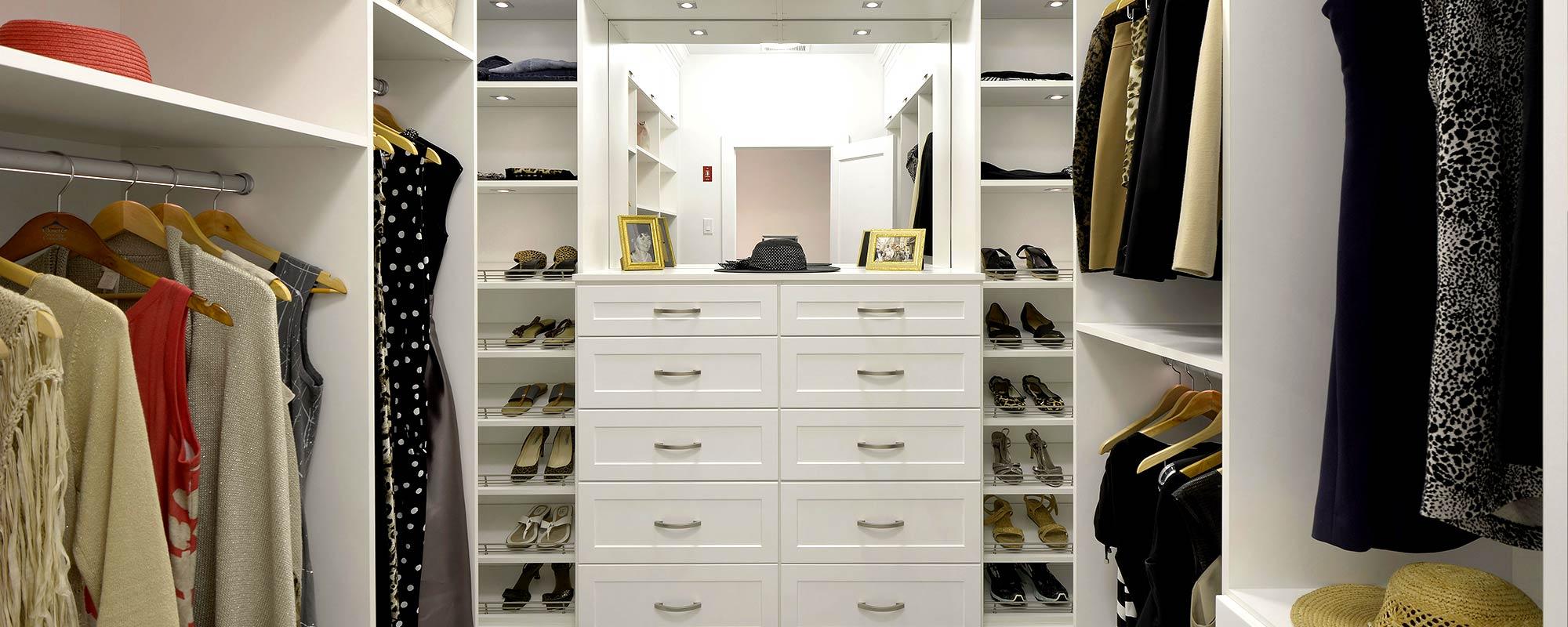 Superbe Custom Walk In Closets
