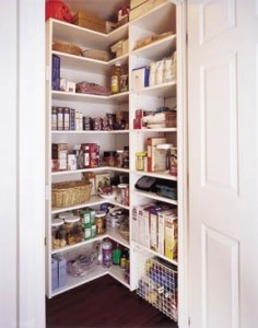 Custom Kitchen Pantry Design