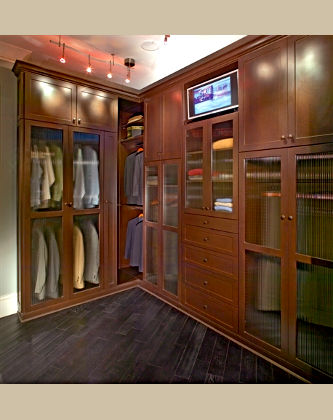 Four Incredible Design Touches For Luxury Closets