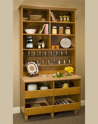 Custom kitchen pantry solutions kitchen pantry storage space - Kitchen storage solutions for small spaces concept ...