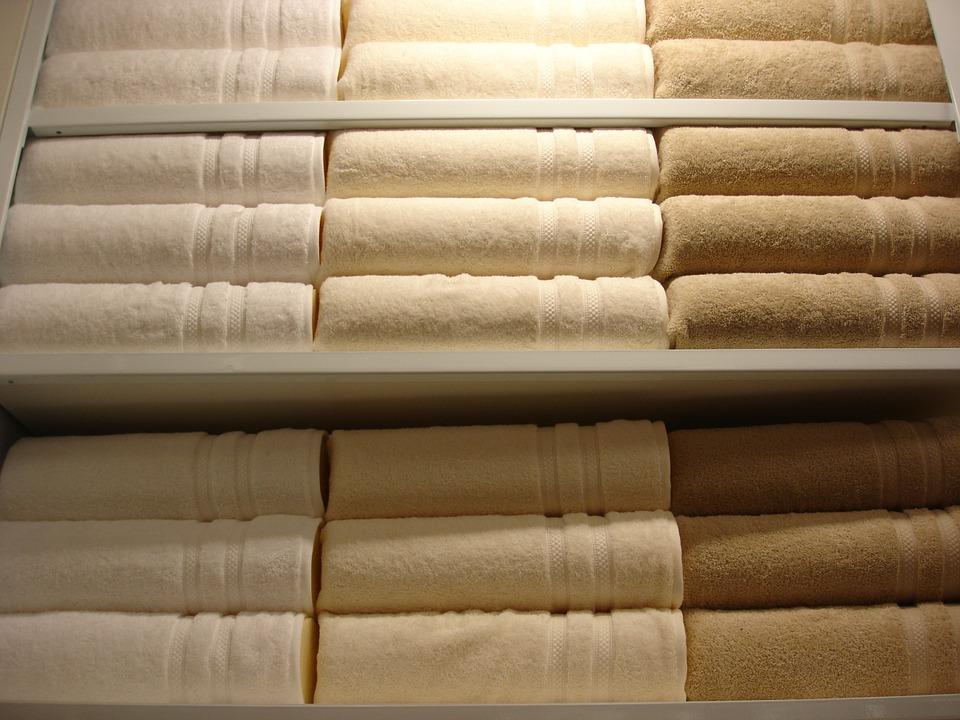 Linen Closet, Closet and Storage Concepts