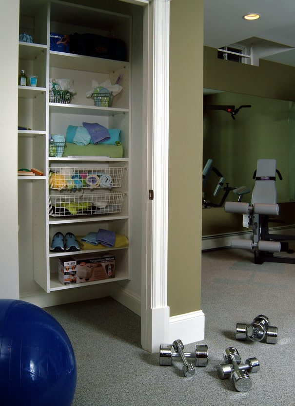 Terrific Creating A Home Gym What You Need Besides Equipment Download Free Architecture Designs Rallybritishbridgeorg
