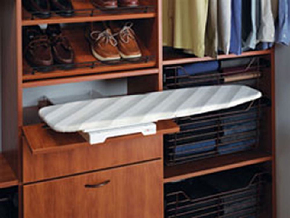 Drawer Mounted Ironing Board