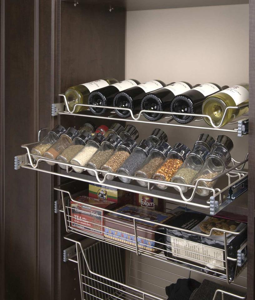Wine and Spice Racks