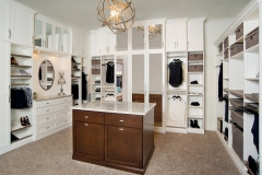 Contemporary Custom Closet