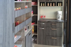 Contemporary Pantry