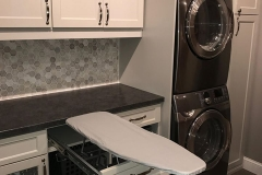 Contemporary Laundry Room