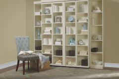 Bookcase Bed Closed