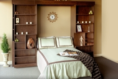 Library Bed Open